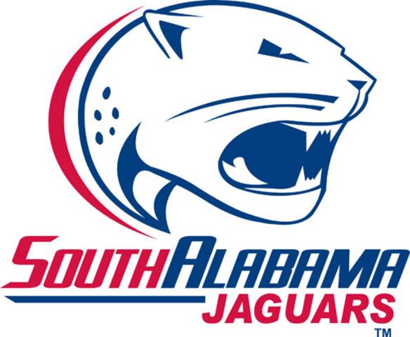 Enrolled at University of South Alabama