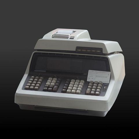 HEWLETT PACKARD 9100A (1968)