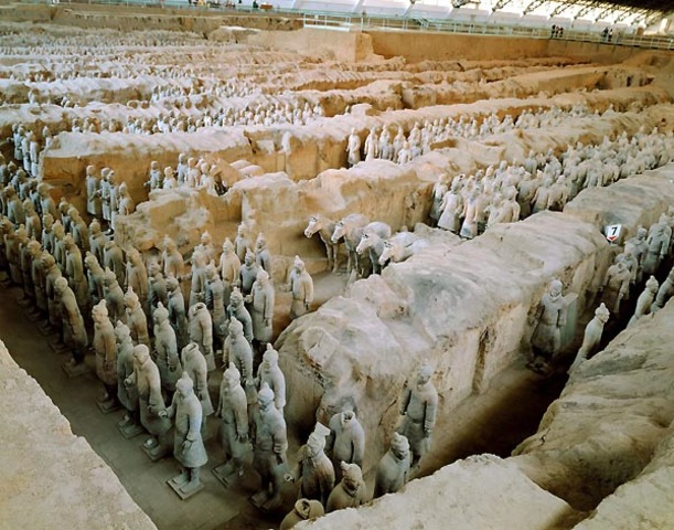Army of the First Emperor of Qin