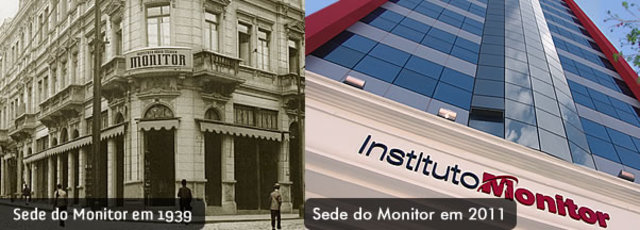 É inaugurada, em São Paulo, a primeira escola de EAD do Brasil: o Instituto Monitor