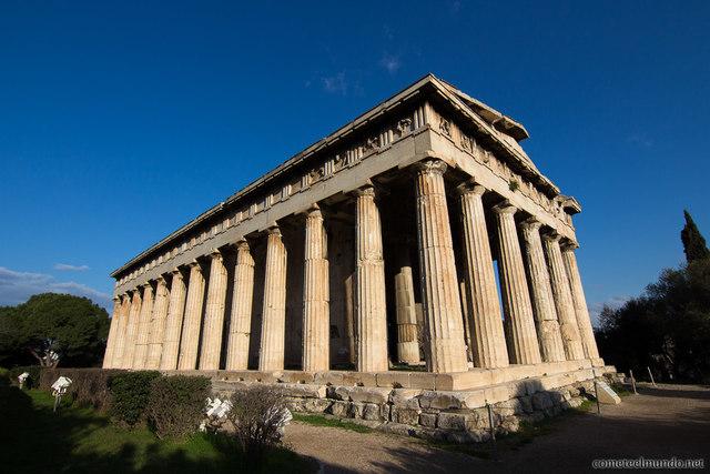 Las ciudades estados de Grecia