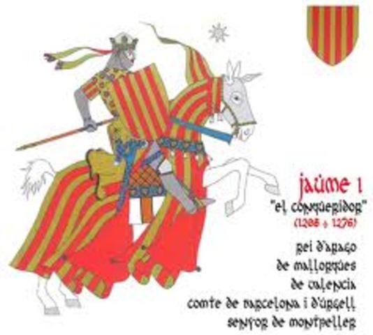 """Llibre dels fets o crònica de Jaume I """"el conqueridor"""""""