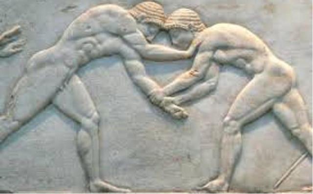1º Juegos Olímpicos a.C