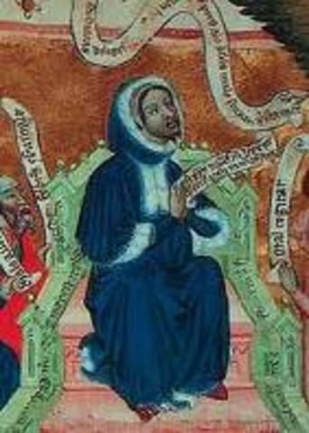 Naixement de Francesc Eiximenis (1328 -1409)