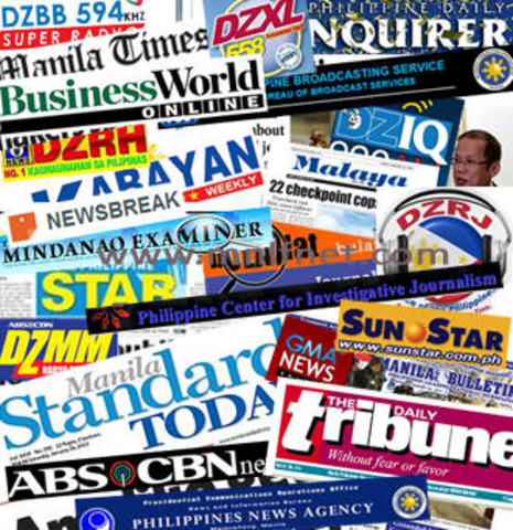 Philippine Constitution on the Media