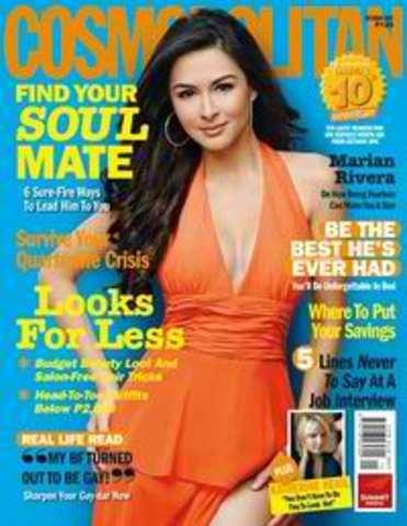 Cosmopolitan Magazine Philippines