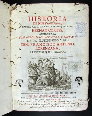 Publishing of Newspaper (Spanish Era)