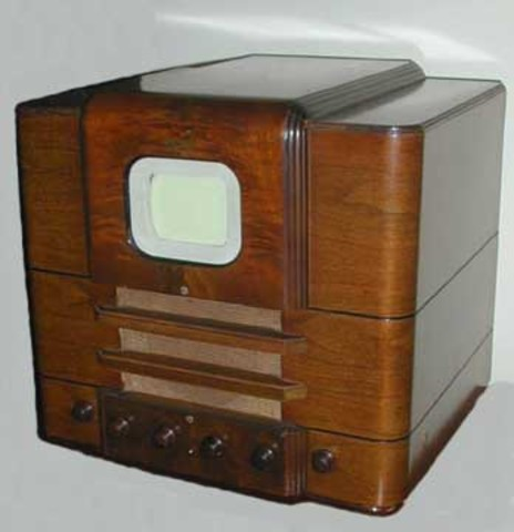 First ever television is invented by Philo Taylor Farnsworth
