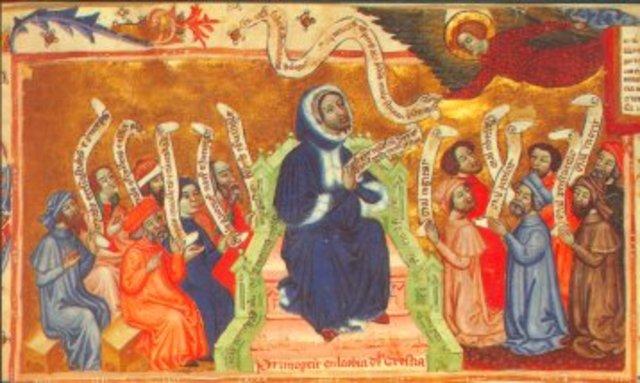 Francesc Eiximenis (1327-1409)