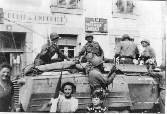 Libération de Brest