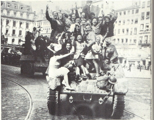 Libération de Lyon