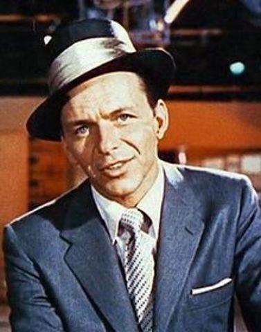 Death of Frank Sinatra