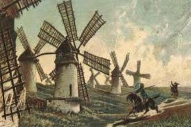Aventura de los Molinos de viento