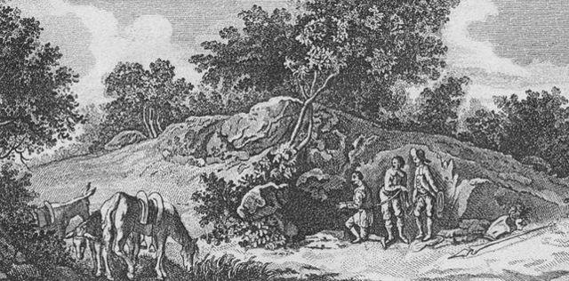 Aventura en la profunda cueva de Montesinos