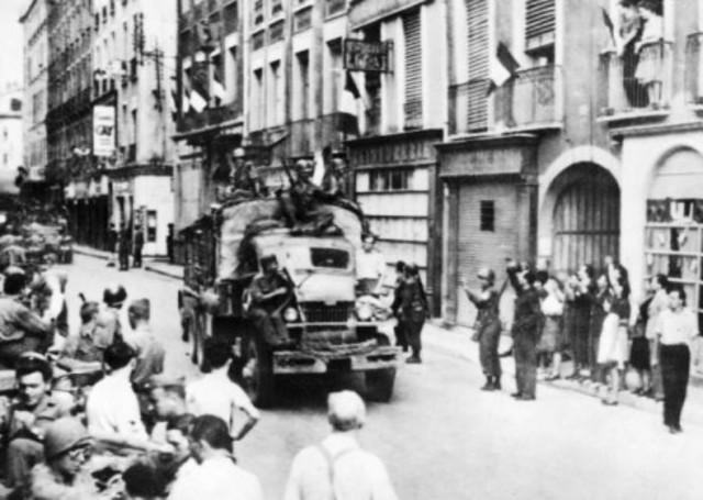 Libération de Grenoble