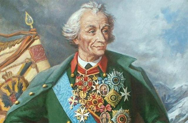 Суворов подавил польское восстание