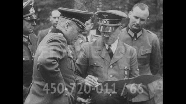 Armistice  22  juin 1940