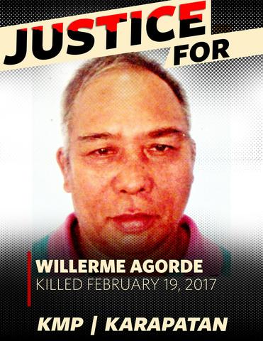 Willerme Agorde (North Cotabato)