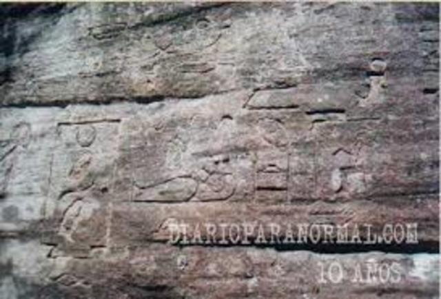 Edad de piedra (500.000 - 5.000)  a.C
