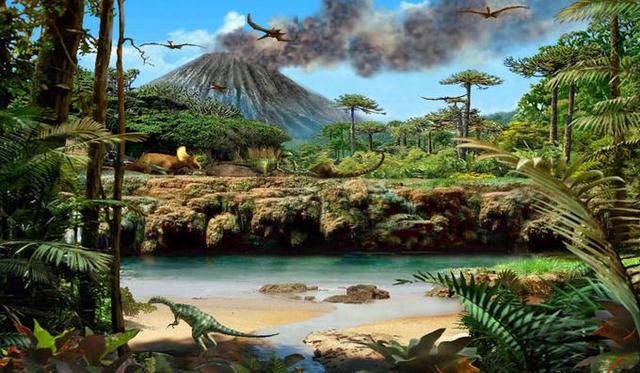 Extinción masiva del Triásico-Jurásico
