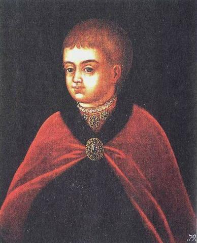 Peter The Great is Born