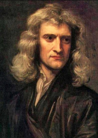 Newton's Three Laws of Motion Published