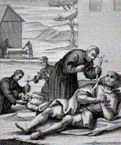 16th Century Black Death