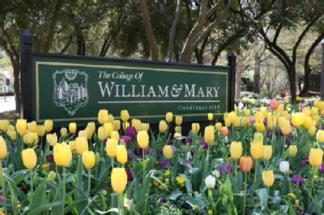 College of William and Mary Chartered