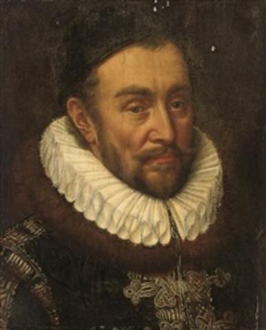 Prince William revolts in Eightey Years War