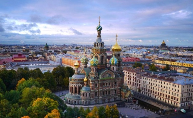 St. Petersburg Founded Continued