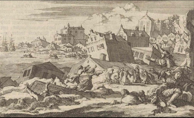 Port Royal Earthquake Continued