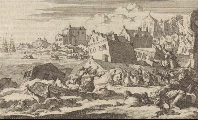 Port Royal Earthquake