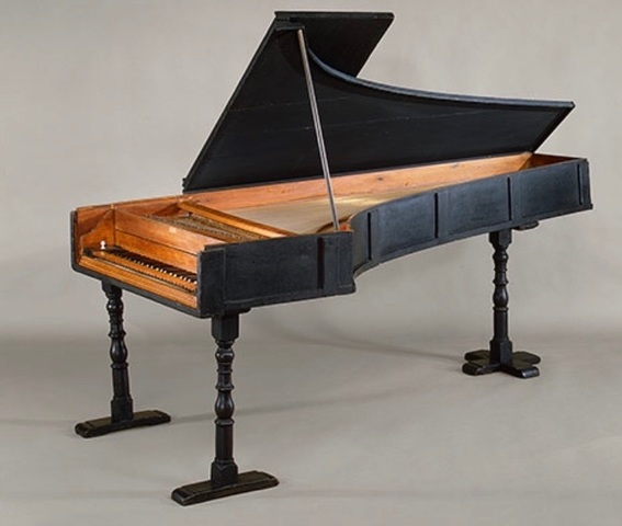 First Piano Invented