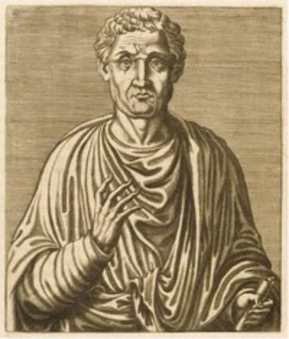 Boethius Born in Rome
