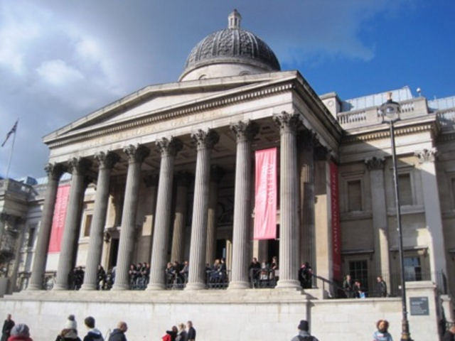 National Gallery of Art established
