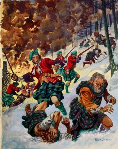 The Massacre of Glen Coe