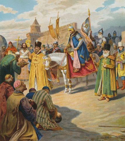 Siege Of The Kazan