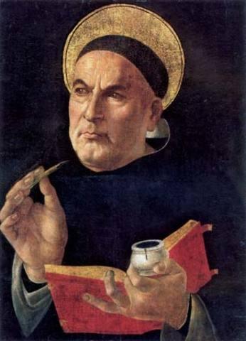 Thomas Aquinas Born in Aquino