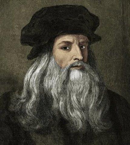 Leonardo da Vinci Born in Vinci