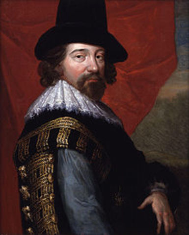 Francis Bacon Born in London