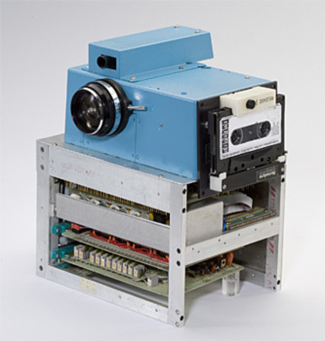 George Eastman get the First Kodak Patent approved