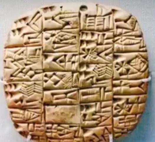 Edad antigua I (IV hasta I milenios antes de Cristo)