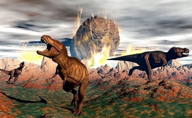 Extinción masiva del Cretácico-Terciario