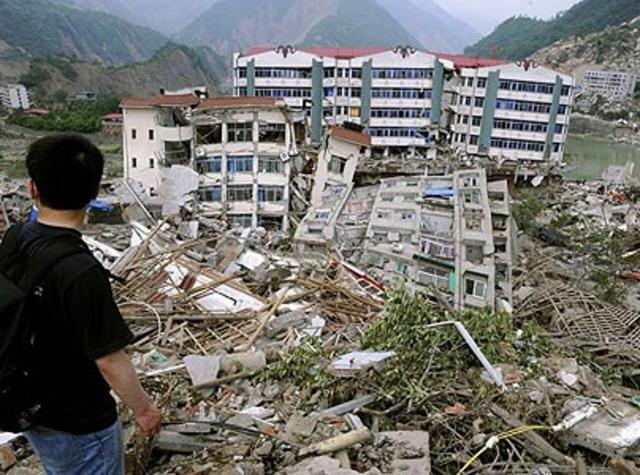 #5: Sichuan (China) Earthquake