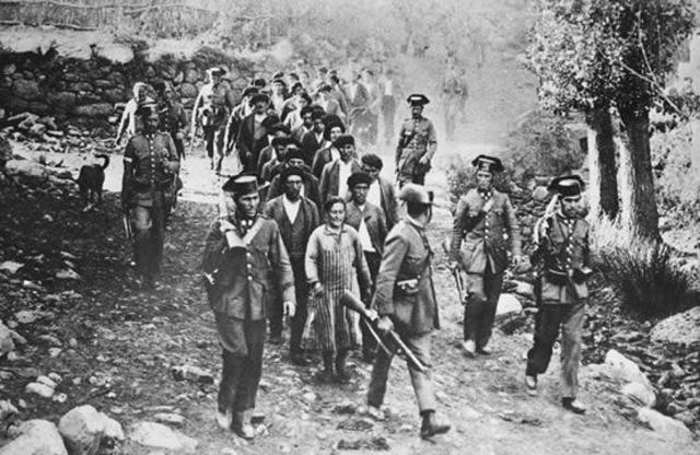 revolucion en Asturias