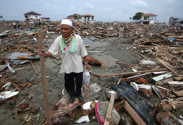 #1: Asian Earthquake and Tsunami