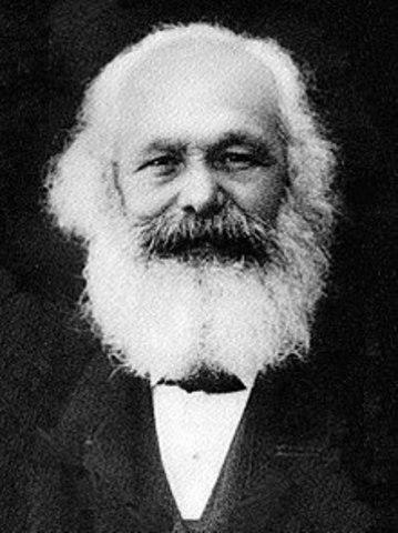 Marx Born in Trier