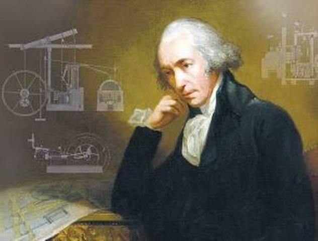James Watt the G.O.A.T