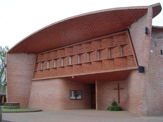 Iglesia del Cristo Obrero de Atlantida - Uruguay