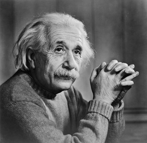 Einstein Born in Germany